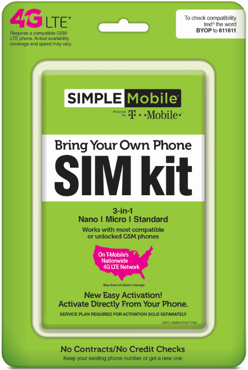 Activate Your Device | Simple Mobile